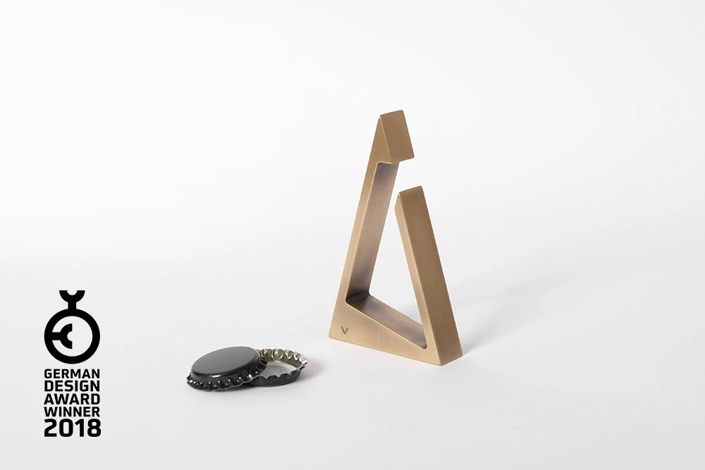 Triangle-bottle-opener