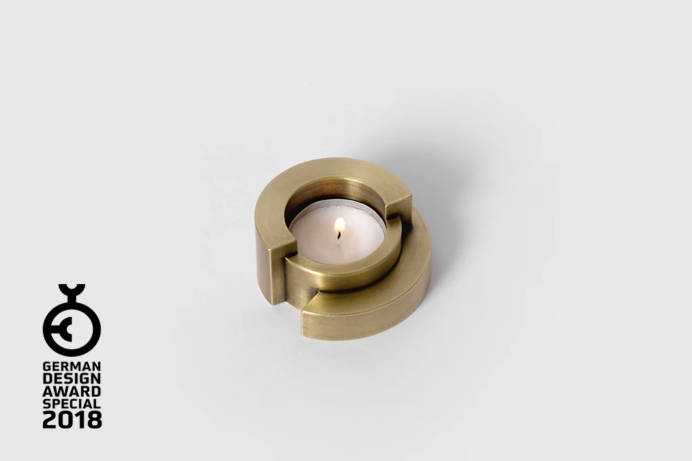 Circular-tealight-holder