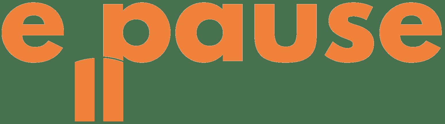 e-pauseのロゴ